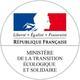 Logo Ministère Ecologie