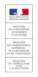 Ministères MTES, MESRI et MAA