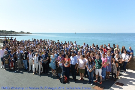 Embo Workshop on Meiosis 2019 photo