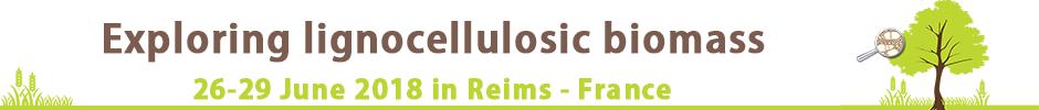 Exploring Lignocellulosic Biomass - ELB 2018