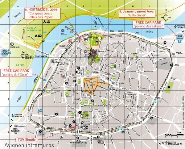 Avignon-plan