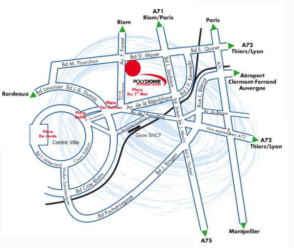plan polydome