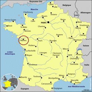 Colloque ICP Access Plan - Rue france map