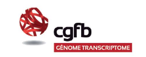 Logo Plateforme Génome Transcriptome