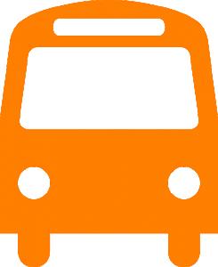 Des transports organisés !
