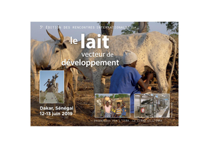 Lait 2019, Dakar, Sénégal - Photo Cirad
