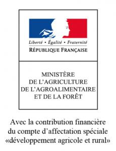 Financement Ministère de l'Agriculture