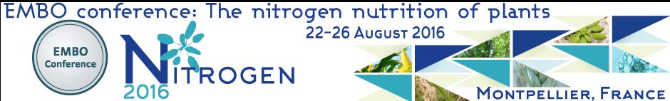Welcome  Nitrogen 2016