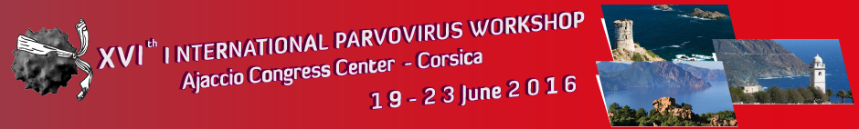 Welcome  Parvovirus 2016
