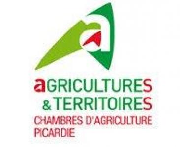 Logo Chambre régionale d'agiculture Picardie