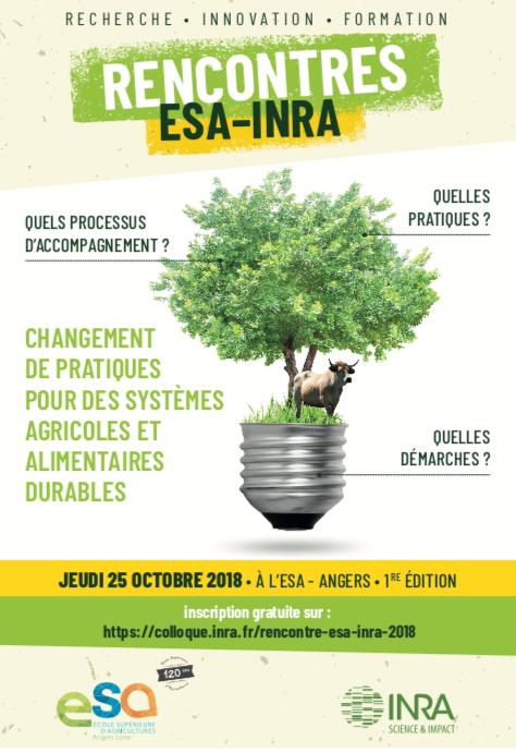Rencontres ESA/INRA
