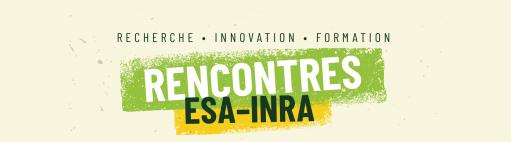 Bienvenue sur le site des Rencontres ESA/INRA