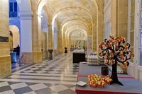 La Bourse atrium