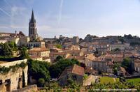 St Emilion town