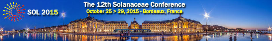 Welcome for SOL2015 in Bordeaux
