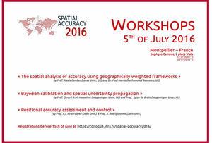 SpatialAccuracy2016-Workshops-p1