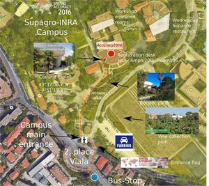 Supagro-INRA-Campus