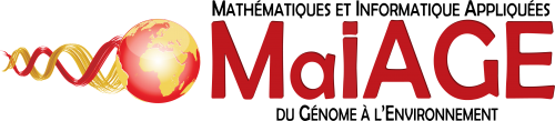 INRA, Unité Mathématiques et Informatique Appliquées du Génome à l'Environnement MaIAGE