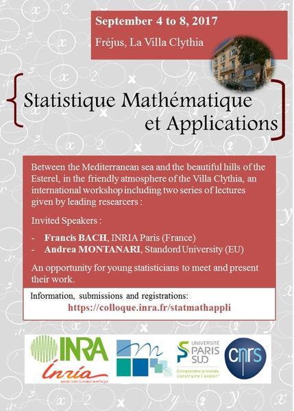 Affiche StatMathAppli17 du 309 au 08092017 FREJUS versionGB