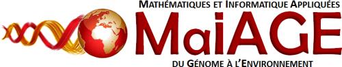 INRA - MaIAGE : Unité Mathématiques et Informatique Appliquées du Génome à l'Environnement