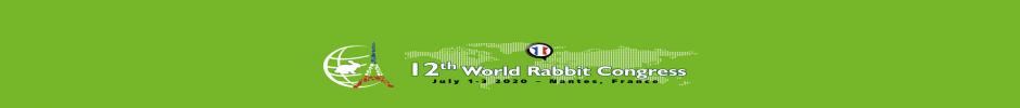 12th world rabbit congress